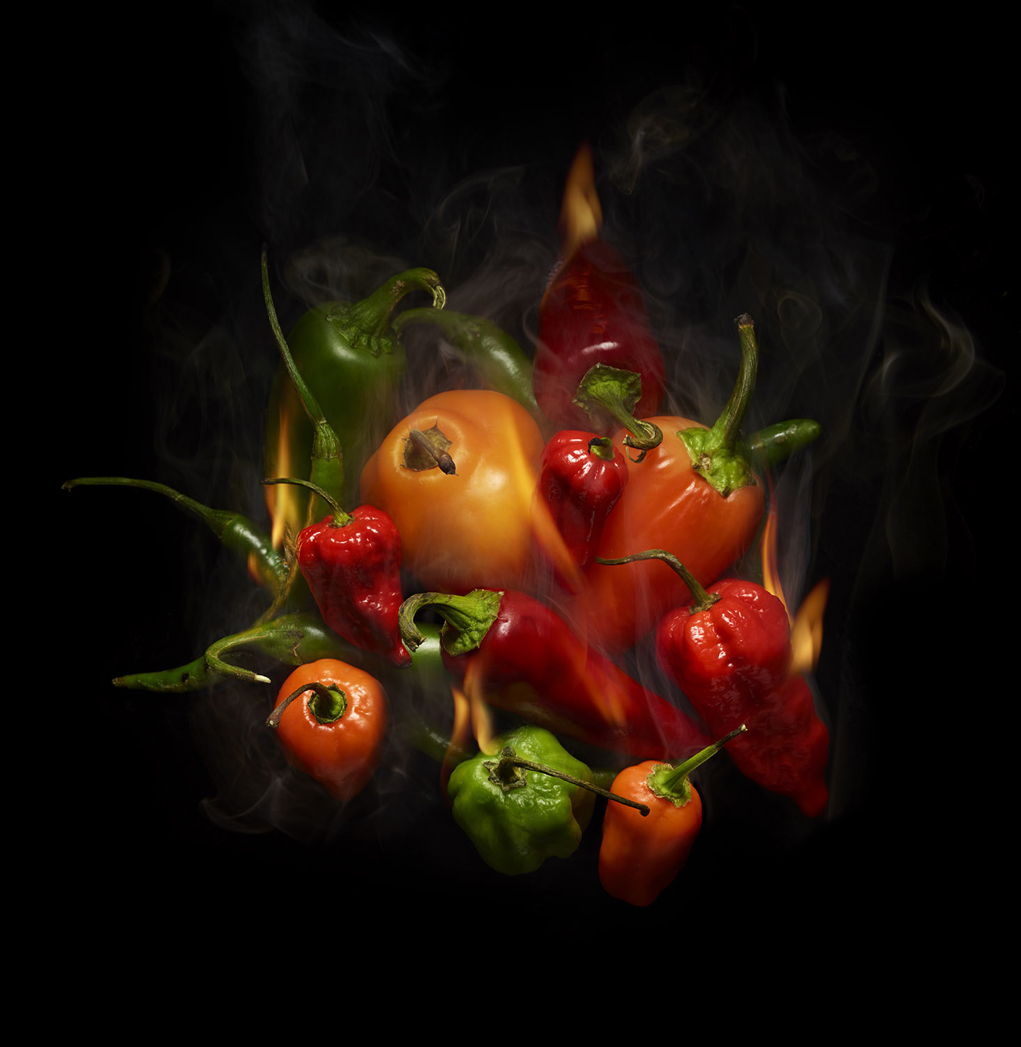 FlamingPeppers